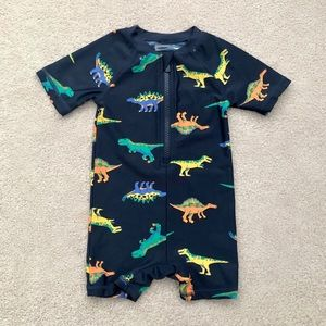 Old Navy baby boy one piece swimsuit